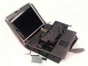Ремонт неисправных ноутбуков в сервисном центре