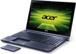 Сломался ноутбук acer