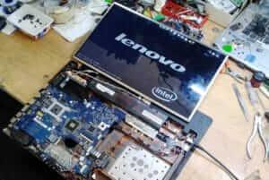 Отремонтировать ноутбук Lenovo в Харькове