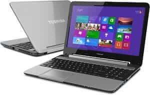 Сломался ноутбук Toshiba