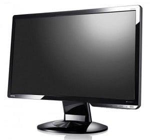 Монитор не работает - черный экран
