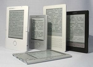 Профессиональный ремонт электронных книг
