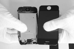 Замена тачскрина на телефоне