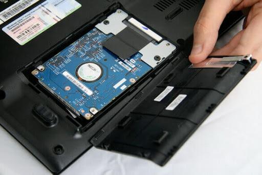 Установка SSD вместо HDD в ноутбук