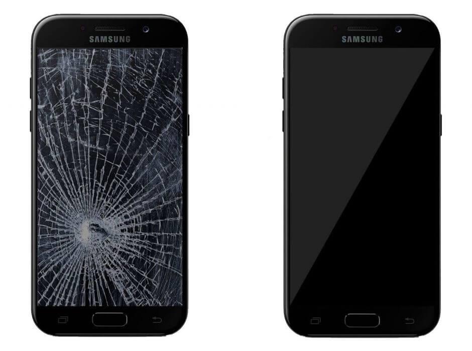 Замена сенсора Samsung в Харькове
